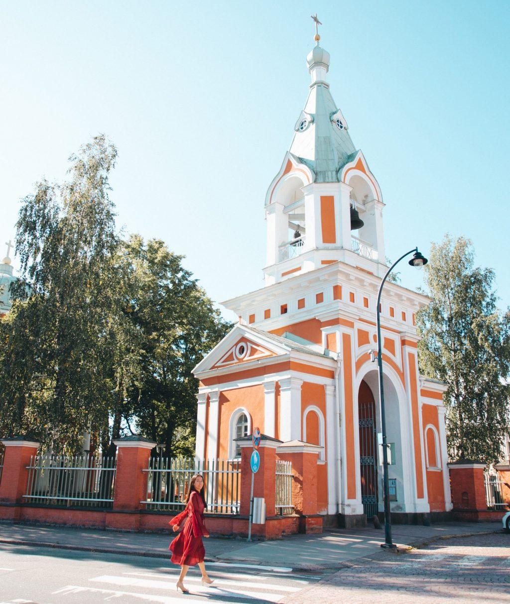 Hamina ortodoksinen kirkko