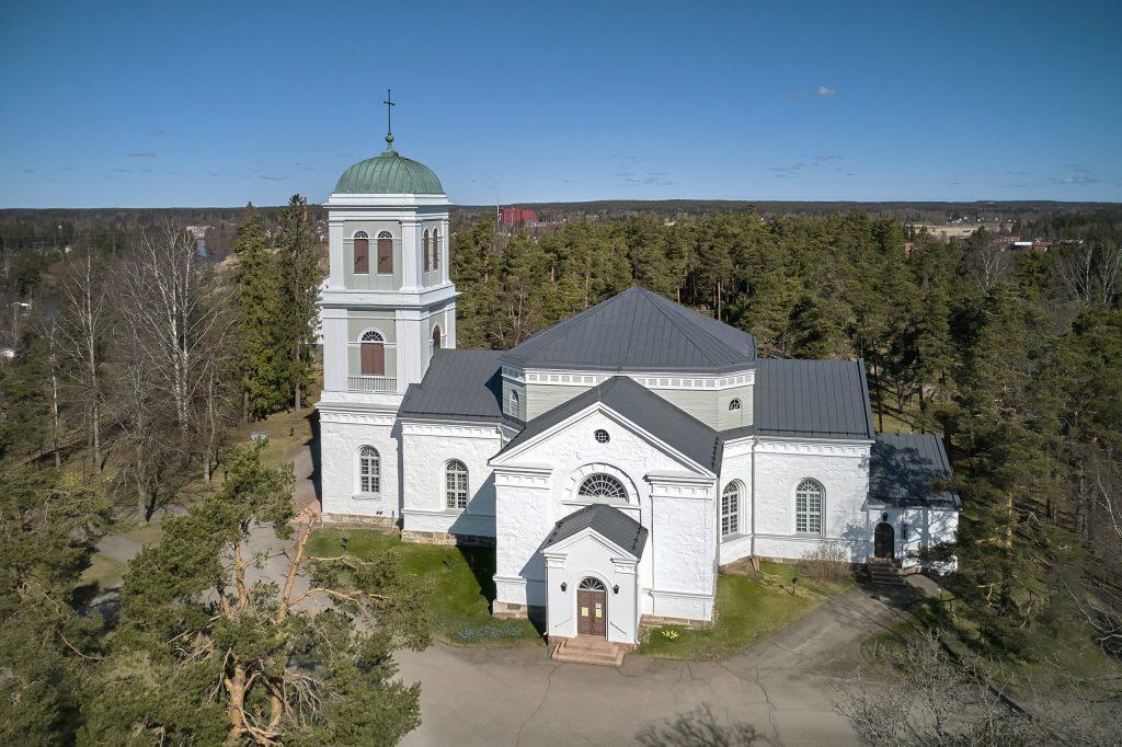 Kymin kirkko